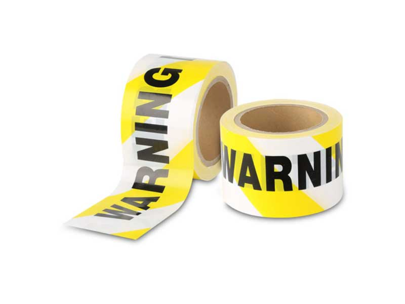 Printed-Warning-Tape